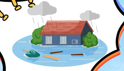 遇到洪澇災害,你該如何自救?