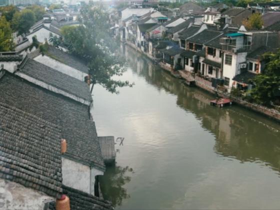 視頻|藏在無錫運河裏的時光記憶