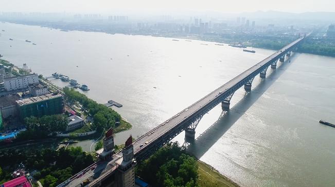 一分鐘看完這五年長江江蘇段環境變化