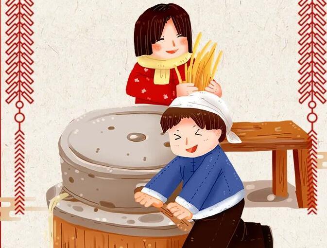 臘月二十五 | 今天為什麼要磨豆腐?