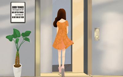 坐電梯時,這些潛在的危險,你都知道嗎?