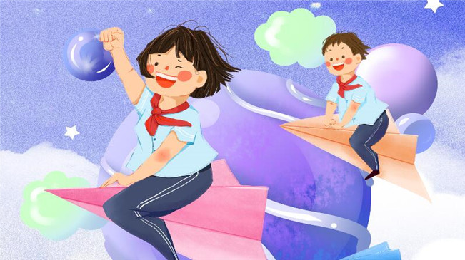 這些童年的快樂瞬間,是否治愈了你?
