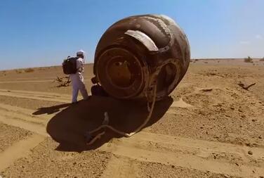 首部載人航天搜救微紀錄片:《你好,歡迎回到地球》