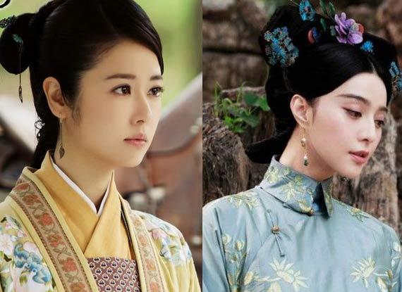 当今中国10大古典美女