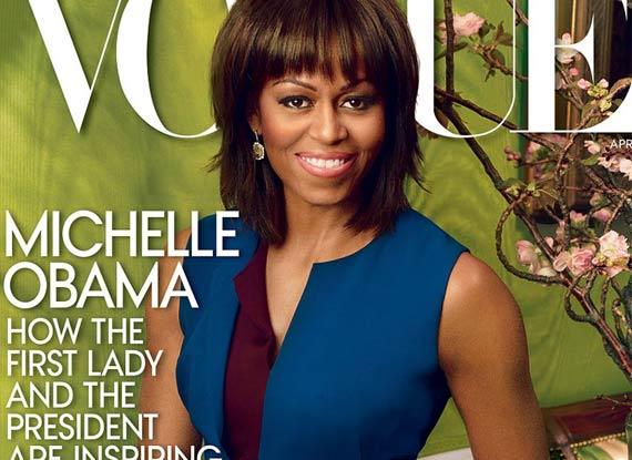 林妙可 米歇尔/美第一夫人访华着装引猜测:盘点米歇尔的杂志靓装